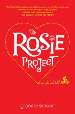 'The Rosie Project' by Graeme Simsion
